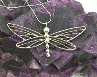 Sterling Dragonfly