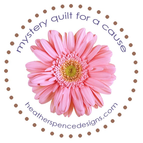 Mystery Quilt for a Cause ~ Fall 2016 ~ Woven Hope