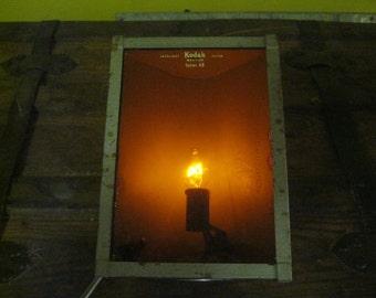 Kodak Darkroom Light Box , Kodak Light , Mid Century Photography