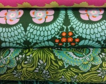 Amy Butler 4PC FatQuarter Violette Collection