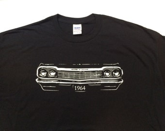 1964 Chevy Impala SS - Front Grill