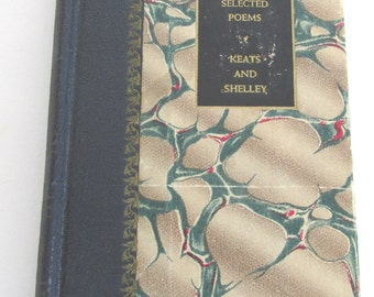 Selected Poems by Keats and Shelley 1951