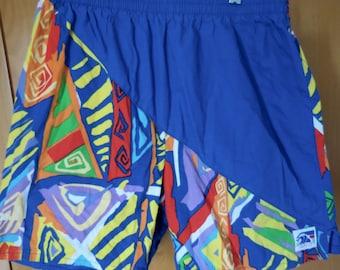 1980s PIPELINE USA Surf Shorts Swim Trunks. small 32-34
