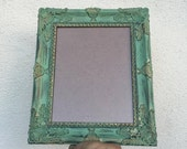 Shabby Chic plastic frames with vintage antique finish