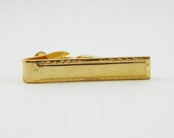 Gold Laurel Leaf Tie Clip - TT025