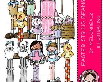 Easter clip art - Stringbeans