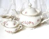 vintage tea service porcelain teapot vintage tea set german tea set china tea service vintage tea pot