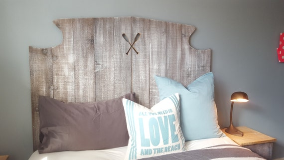The Em Cedar wood Headboard