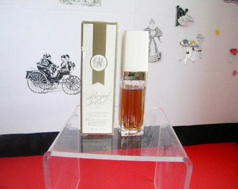 Vintage Royal Secret Cologne Spray 1 fl. oz By Germaine Monteil