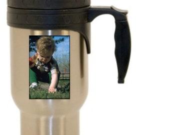 Picture Travel Mug