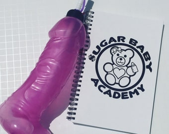 Sugar Baby Academy Notepad