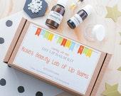 Make Your Own Lip Balm Kit, Lip Balm Making Kit, DIY Lip Balms, Kids Craft Kits, Personalised Kit