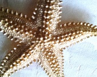 Monet Starfish Brooch