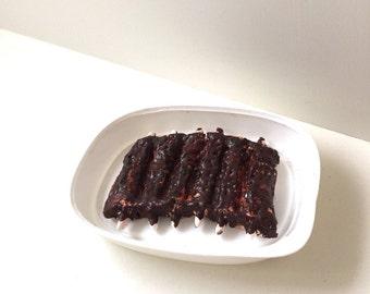 BBQ ribs american girl