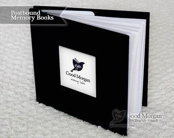 Baby Memory Book - Black