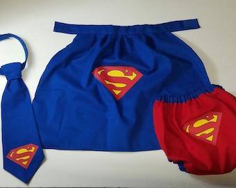 Superman Cape, Smash Cake Outfit, Baby Cape, Halloween Costume, Baby Super Hero, Baby Cape, Baby Halloween Costume, Infant Cape