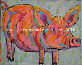 Stationery set-Pig gifts-Notecard set