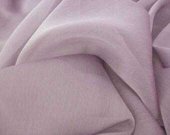 Iridescent Chiffon Lilac, Chiffon Fabric, Flowy Fabric, Lilac Material, Chiffon Material, Dress Material, Gown Fabric, C15-120