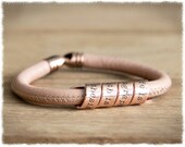 Womens Bracelet • Best Friend Gift • Anniversary Gift • Personalized Bracelet • Copper Bracelet