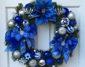 Hanukkah Wreath