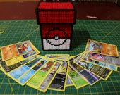 Pokemon Deck Box - PATTERN ONLY