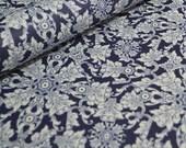 Italian Wrapping Paper, Decorative Craft Paper - Corniglia Blue