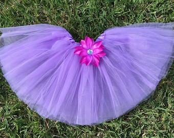 Purple Tutu, Fairy Tutu, Princess Tutu, Purple Tutu Ballet Skirt, Girl Party Favors, Dress Up tutus, Dance tutu, Princess tutu, Basic Tutu