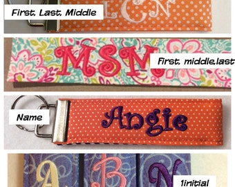 Monogram your yoga bag and font examples