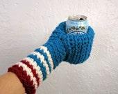 Drinking Mitten . Beer Gl...