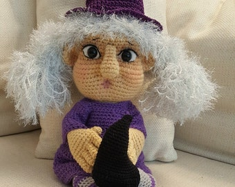 Witchy Pooh Doll
