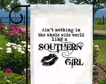 Southern Girl New Small Garden Flag Decor Gifts Parties Events