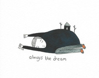 dream (drawing)