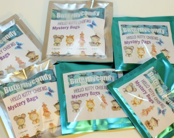 Buterflycandy Mystery Bags 16 to Collect Sanrio Hello Kitty Charms Pendants Jewelry Supply