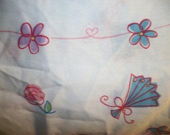 Disney Princess twin flat sheet