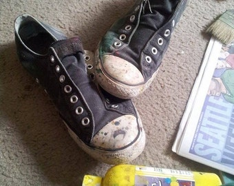 Boulet's shoes