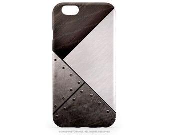 iPhone 6S Case Men's Case iPhone 6S Plus Case Metal Wood Print iPhone 5s Case Wood Print iPhone 6 Plus Case Metal Print iPhone 6 Case FM11