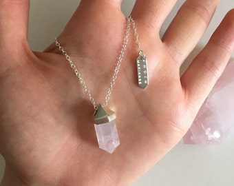 "Shop ""rose quartz crystal"" in Rings"