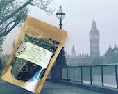 LONDON FOG Earl Grey / Vanilla Bean / Lavender Flowers  / Earl Grey Latte ~ Organic Loose Tea / Black Tea/ Hand-blended - Earl Grey Lovers
