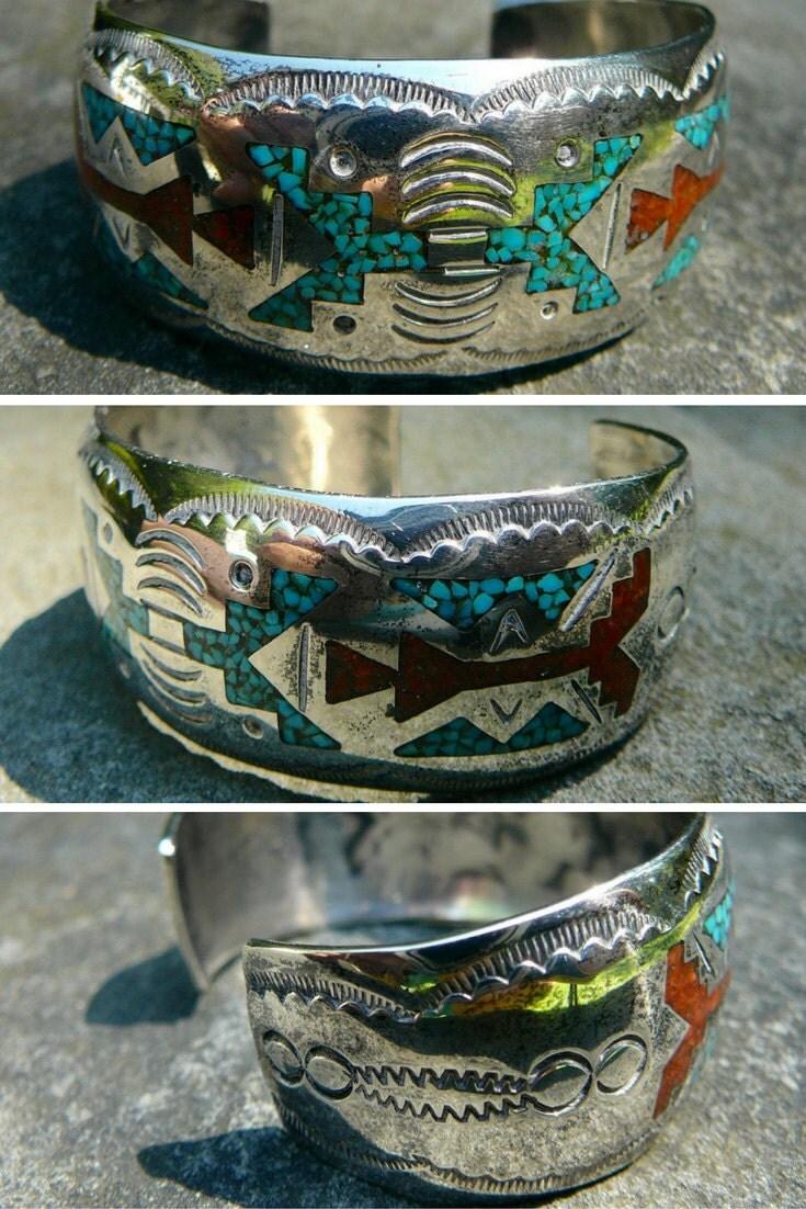 Turquoise Bracelet, Coral Bracelet