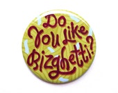 "What We Do In The Shadows Button // Do you like bizghetti? // 2"" Pinback Button or Magnet"