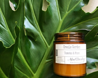 Creole Garden - Tomato Leaf & Moss