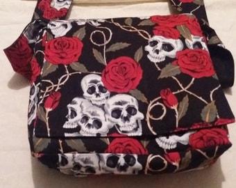 Boxy Patterned Bag