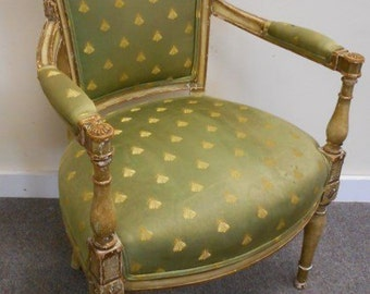 SOLD Louis XV French Chair