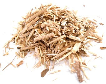 Eleuthero Root, Organic - Eleutherococcus Senticosus - Many Historical, Traditional Uses - Tea, Incense, Ritual