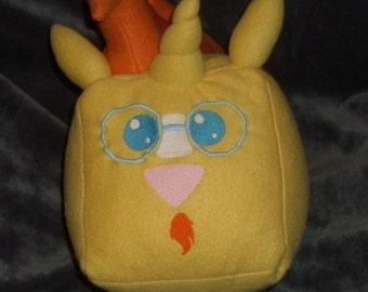 My Little Pony Sunburst Sugar Cube Plushie