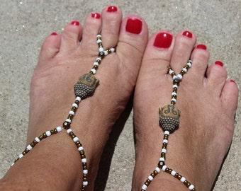 Barefoot Sandals Buddha Yoga Sandals