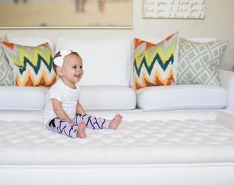 Dancing Queen Lilac Baby Leg Warmers