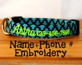 Name AND Phone Number Embroidery Upgrade