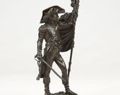 Armand Jules Leveel (French, 1821-1905), Fine Military Antique Bronze, 130012NPP15