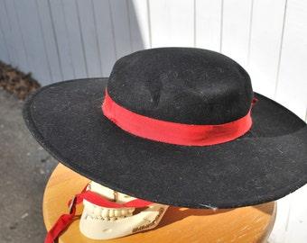 Spanish Hat; Gaucho Hat
